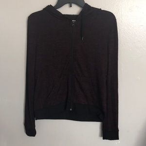 Bongo sweater with hoodie size small